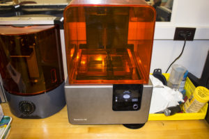Formlabs 2 SLA 3_D Printer