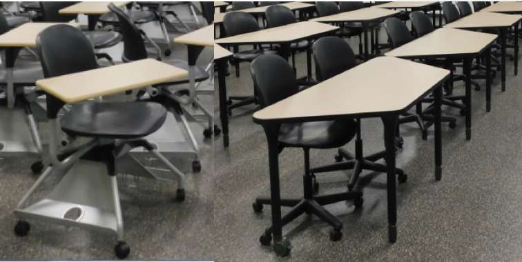 Overview Active Learning Purdue University - Horseshoe conference table