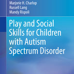 book cover play and social skills for children with ads