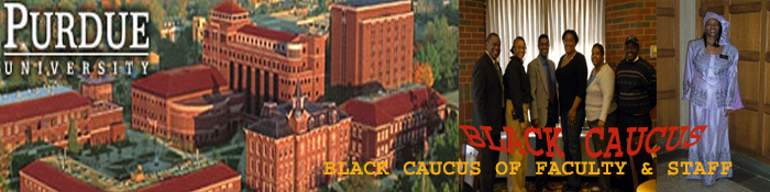 purdue university black caucus of faculty and staff
