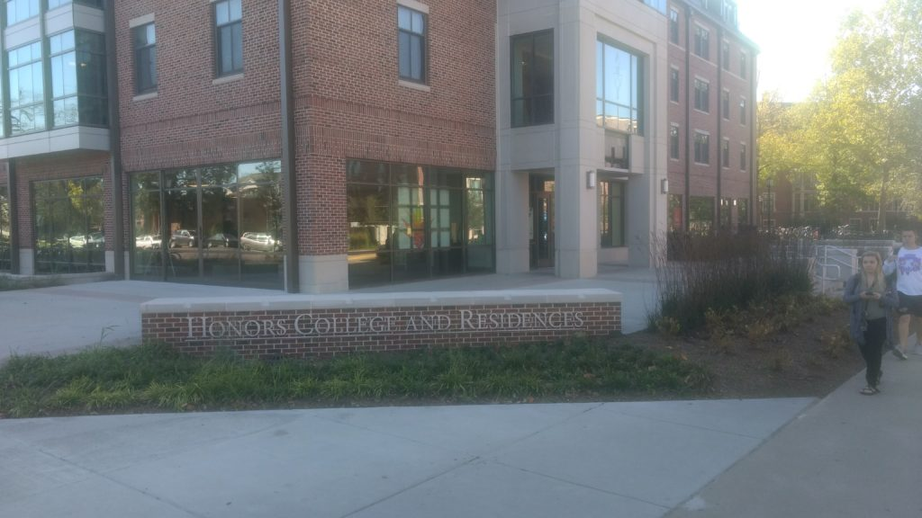 Purdue Honors College (HCRN) Plaza - BIDC gathering point