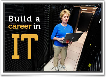 Build a career in IT