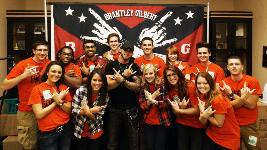 SCC with Brantley Gilbert