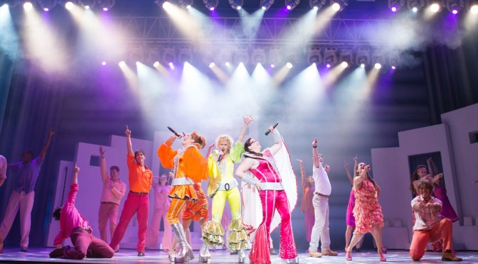 Mamma Mia performance image