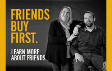 Friends Buy First. Learn more about Friends of Convocations