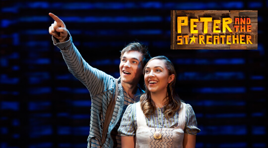 Peter and the Starcatcher: Peter and Molly