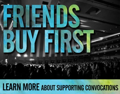 Friends Buy First: Learn More About Supporting Convocations