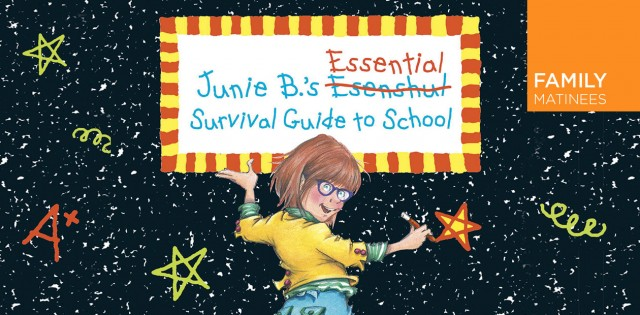 Junie B.'s Essential Survival Guide to School