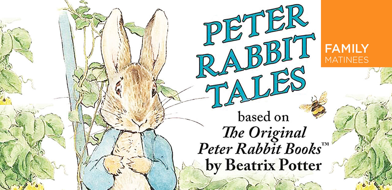 Peter Rabbit Tales based on the Original Peter Rabbit Books by Beatrix Potter