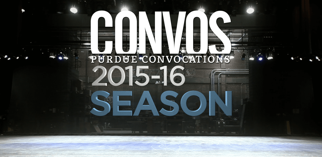 Purdue Convocations 15-16 Season Video