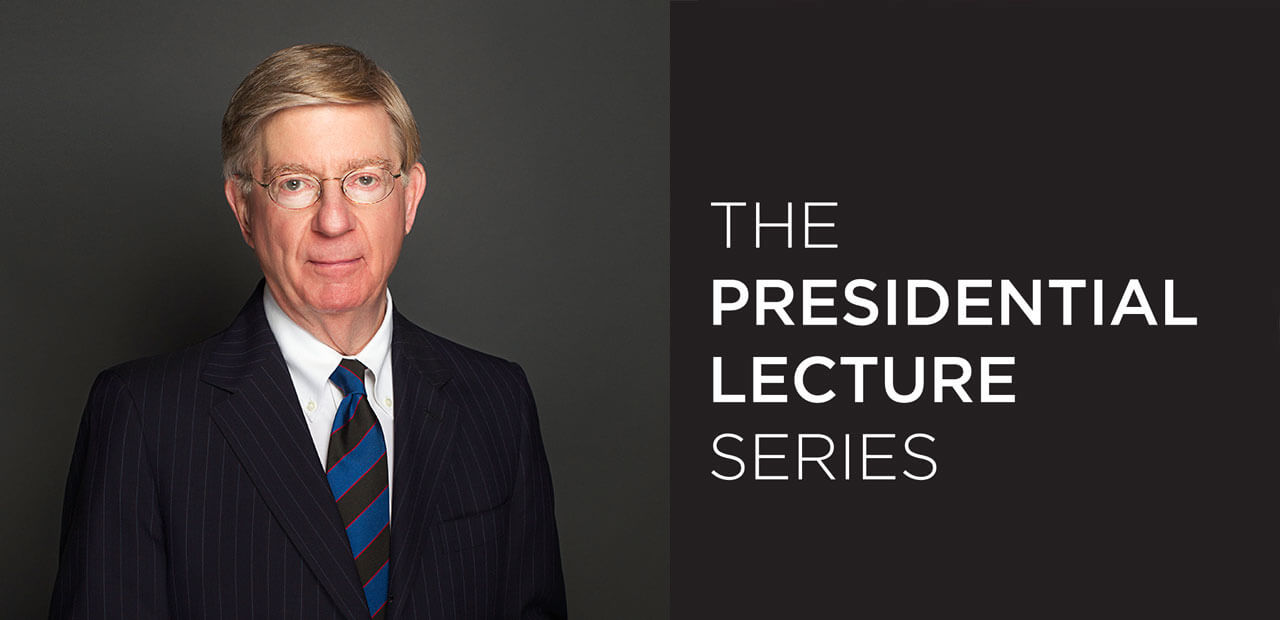 George Will: Purdue Presidential Lecture Series