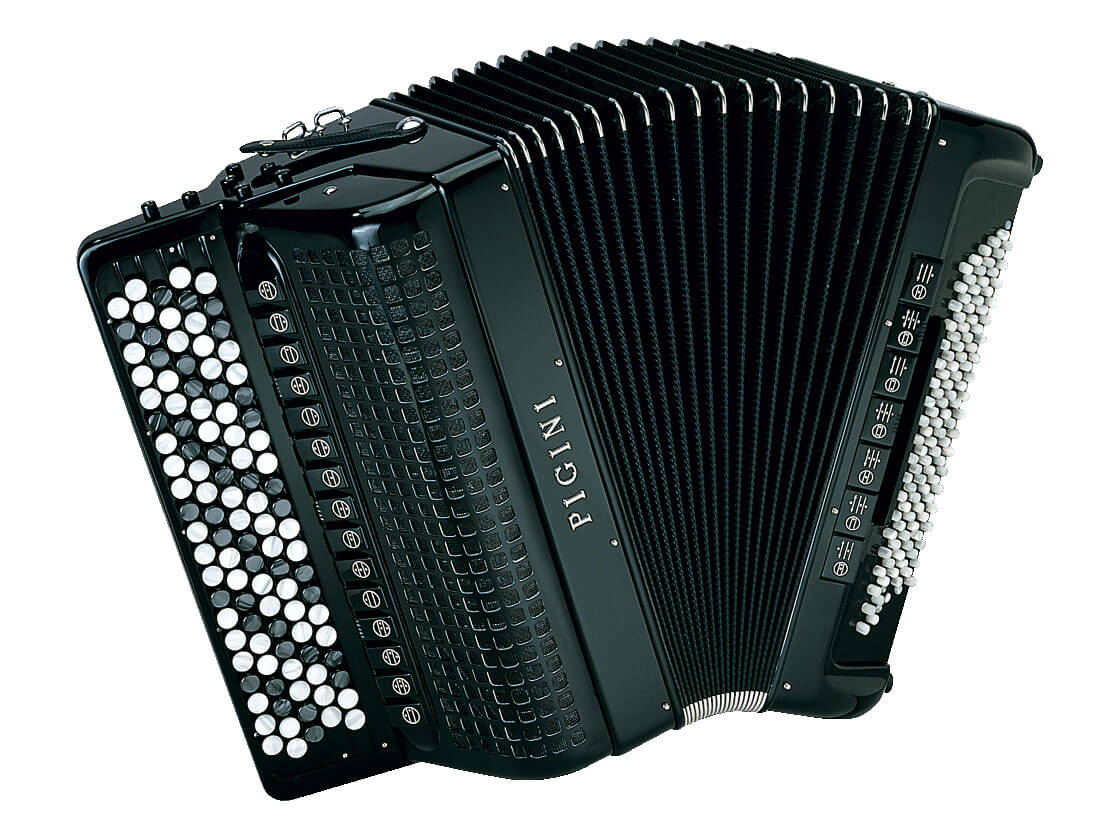 10 artists that have featured the accordion