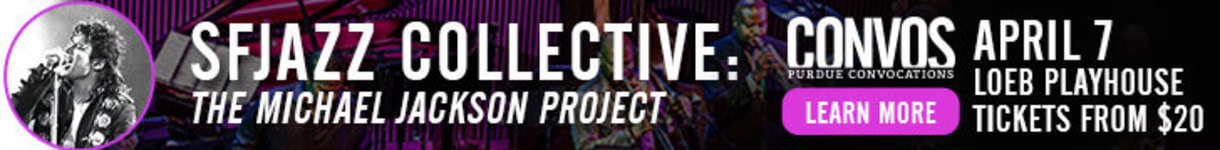 SFJAZZ Collective: The Michael Jackson Project, April 7, Loeb Playhouse