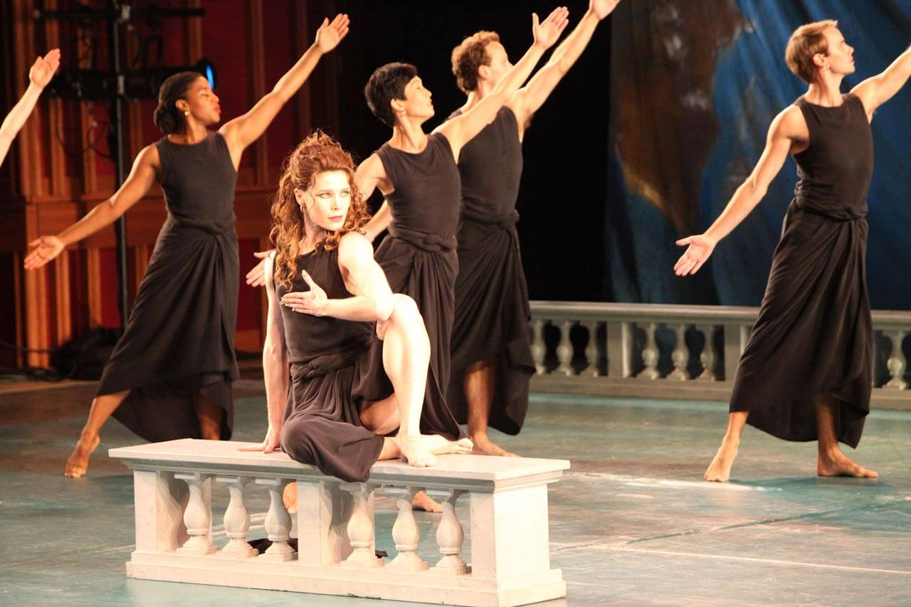 Scene from Dido and Aeneas