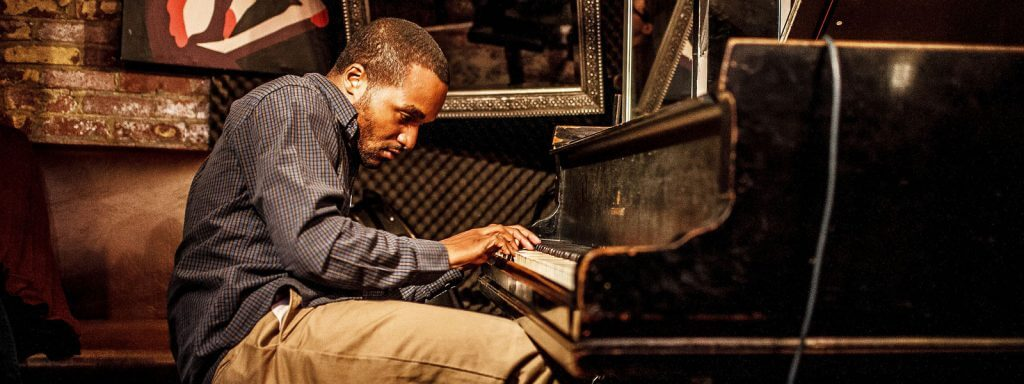 Sullivan Fortner, jazz pianist