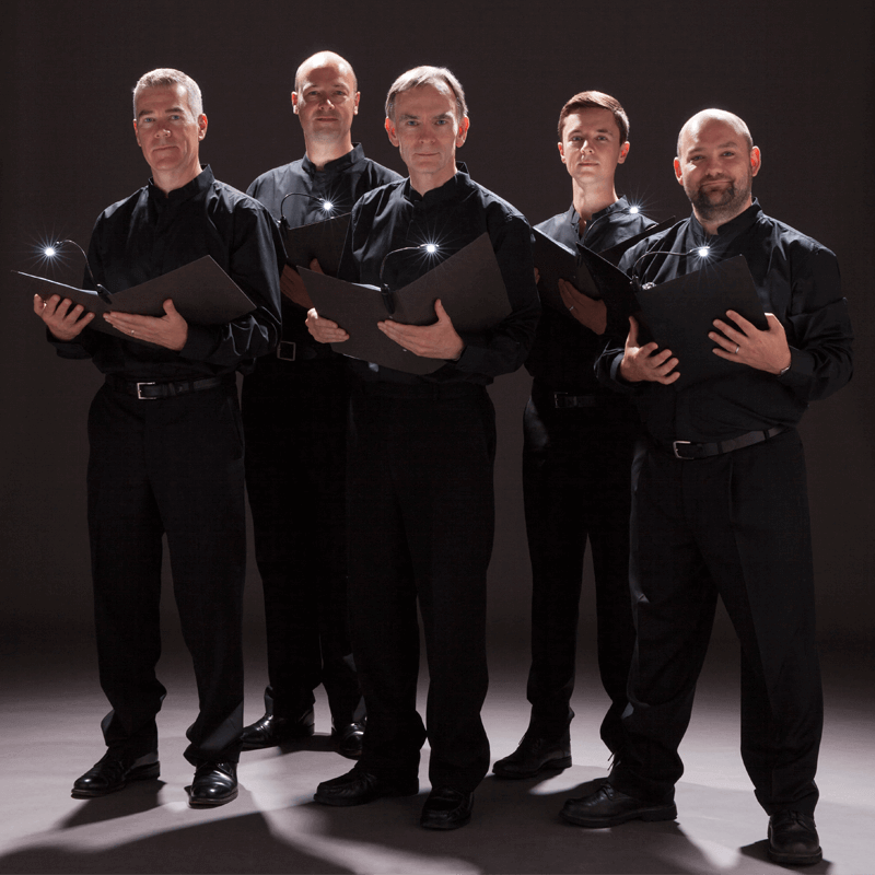 Orlando Consort: Voices Appeared