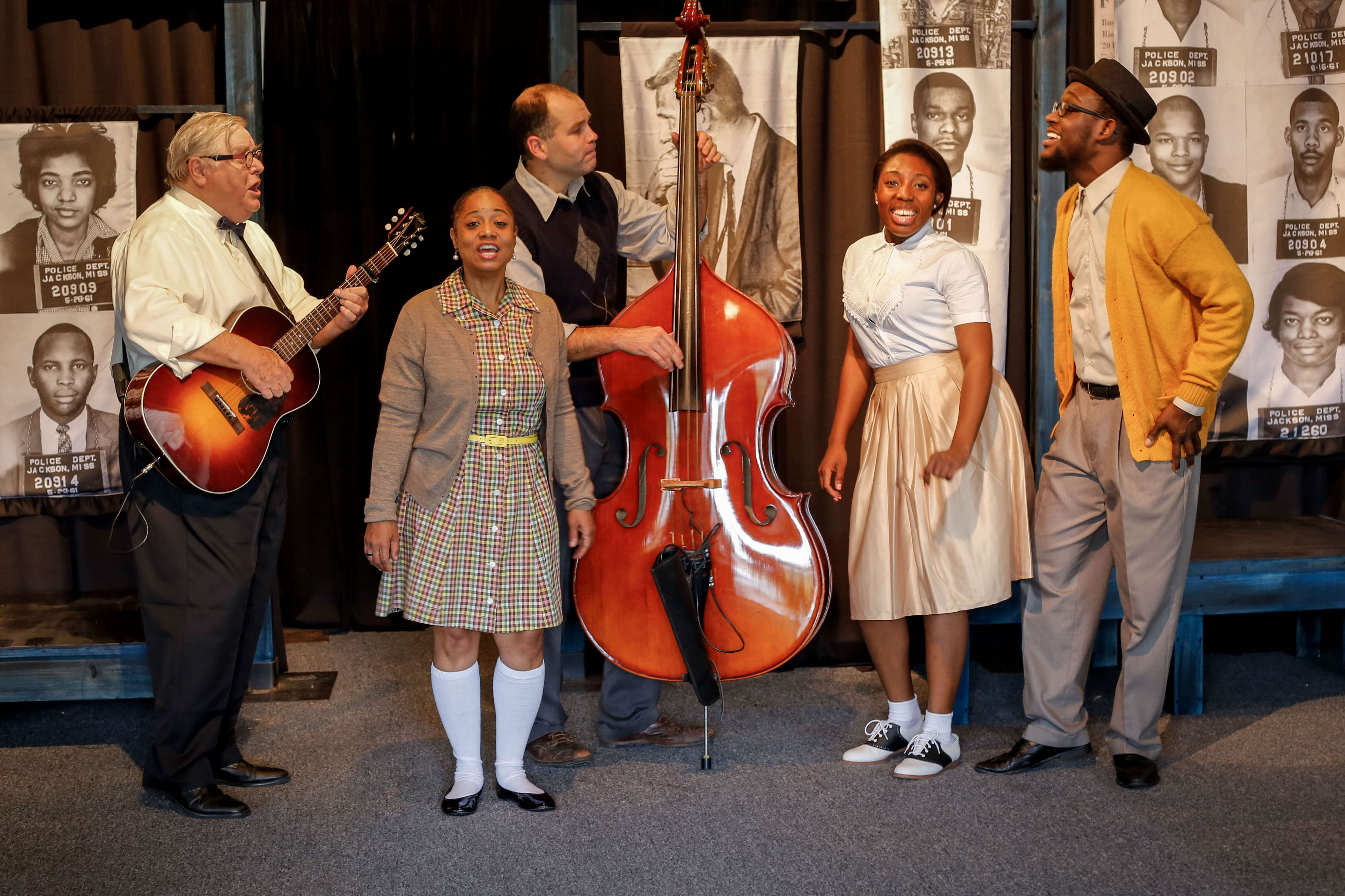 """""""Freedom Riders"""" family matinee explores one of the most critical chapters of the civil rights movement"""