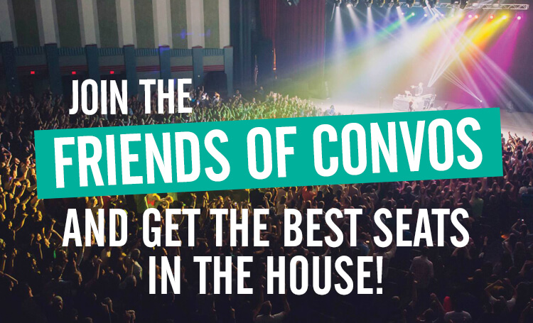 Join the FRIENDS of Convocations