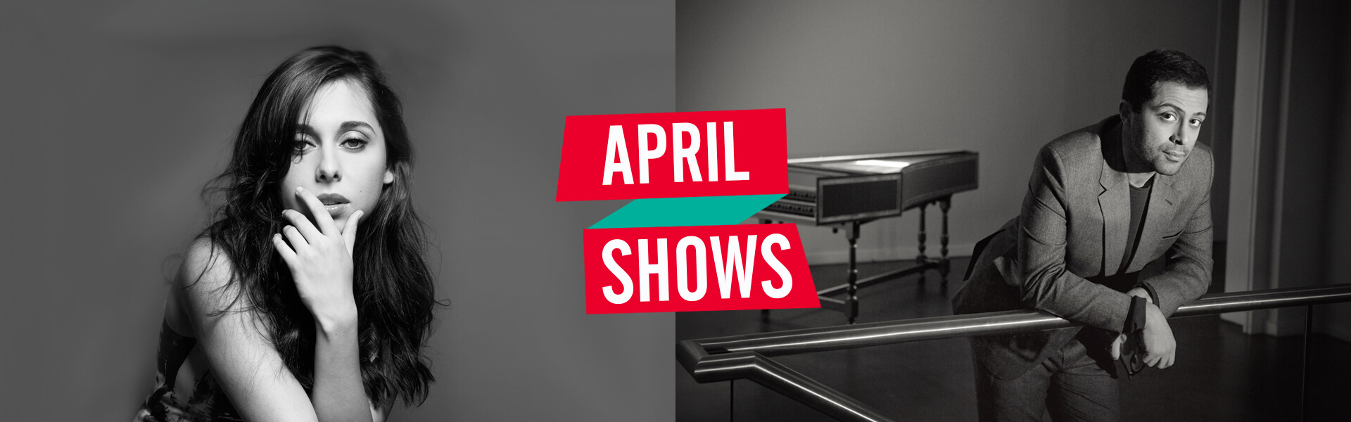 April Shows 2019