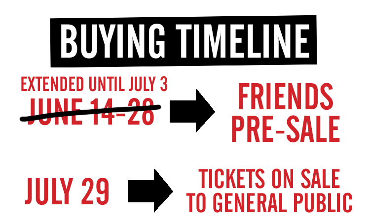 EXTENDED TO JULY 3