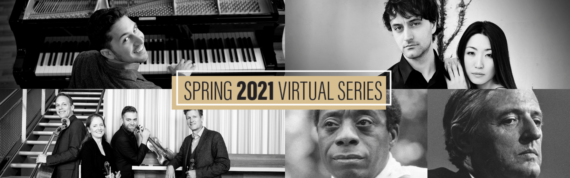 Purdue Convocations announces Spring 2021 virtual events