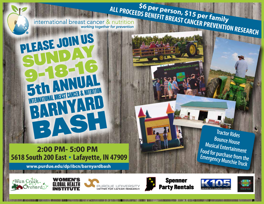 Barn Yard Bash