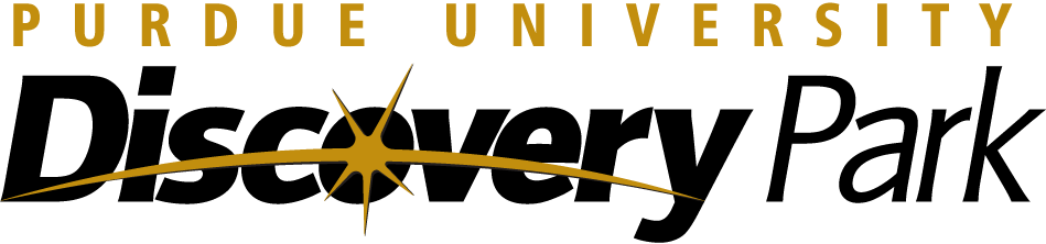 Image result for purdue university discovery park logo