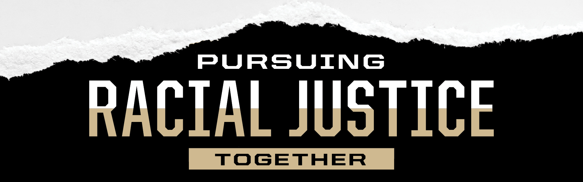 Pursuing Racial Justice Together