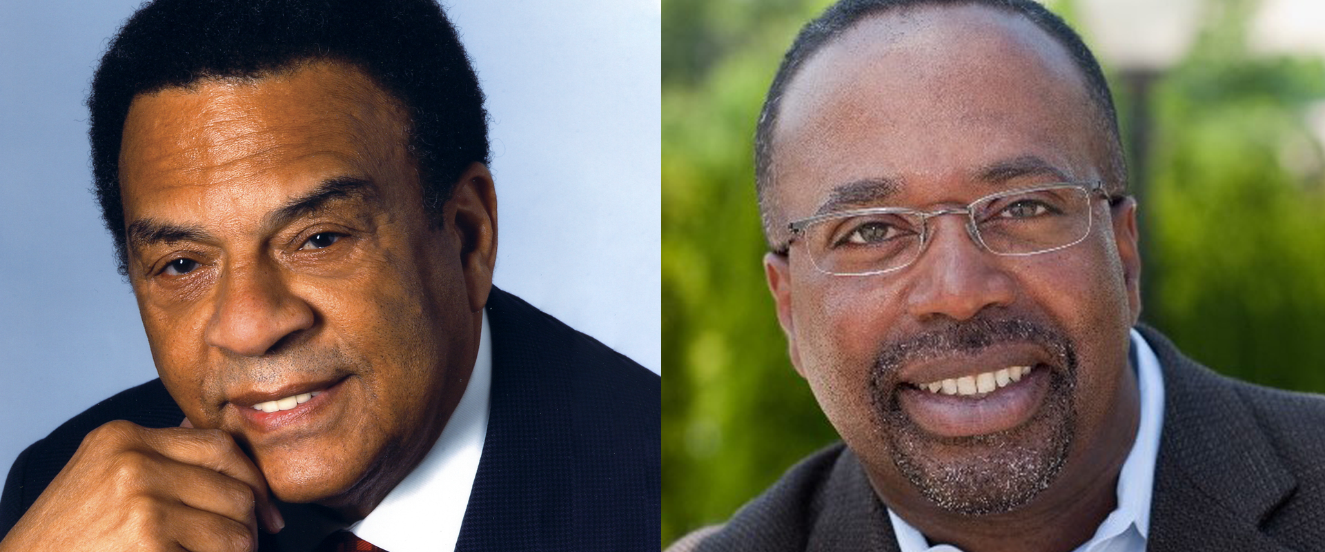 Andrew Young and Julian Phillips