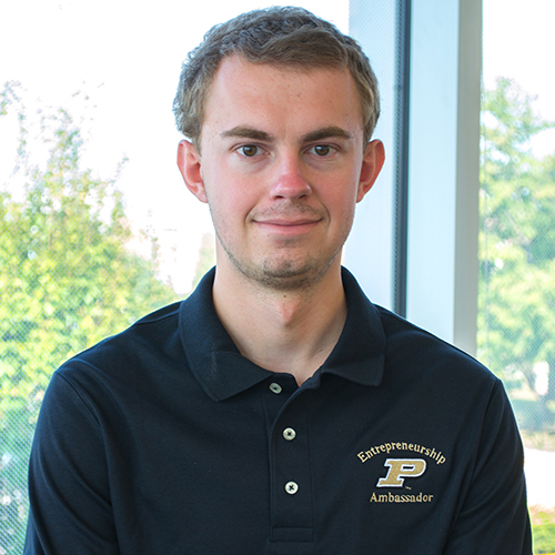 Ethan Plaehn, Aeronautics and Astronautics Engineering