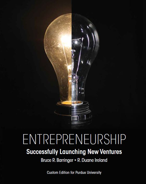 Entrepreneurship text book