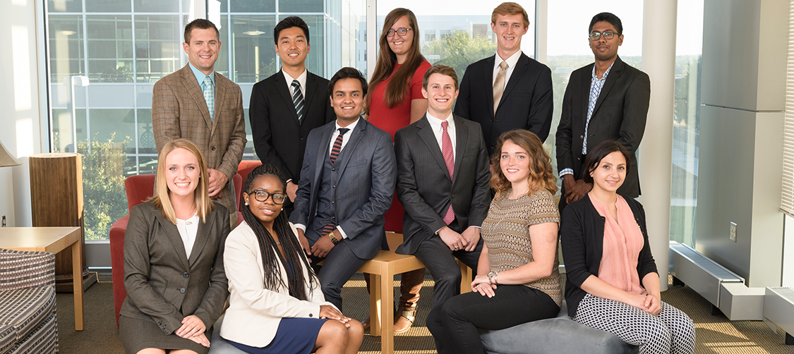 2016 Burton D. Morgan Fellows