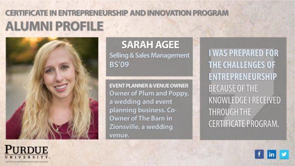 Sarah Agee