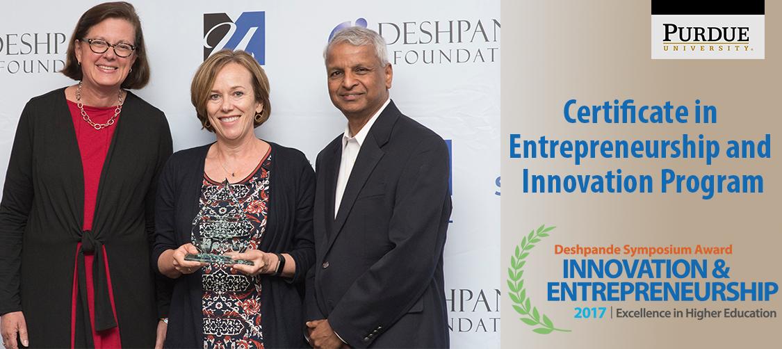 Deshpande Award
