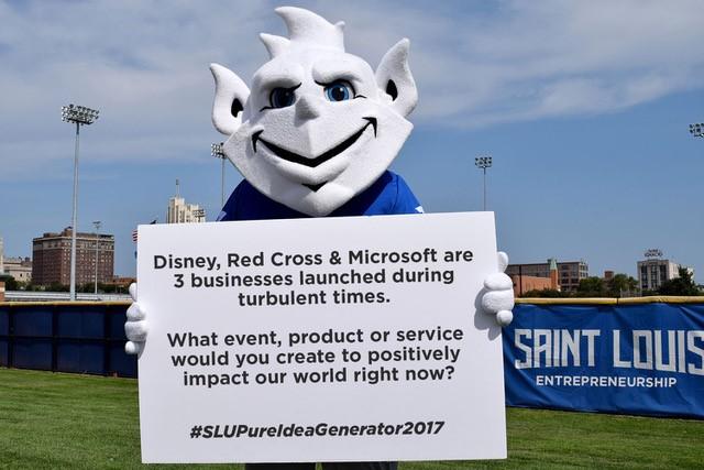 Saint Louis Pure Idea Generator Challenge