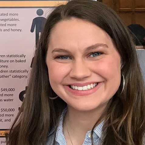 Caroline Crosslin, Agricultural Economics