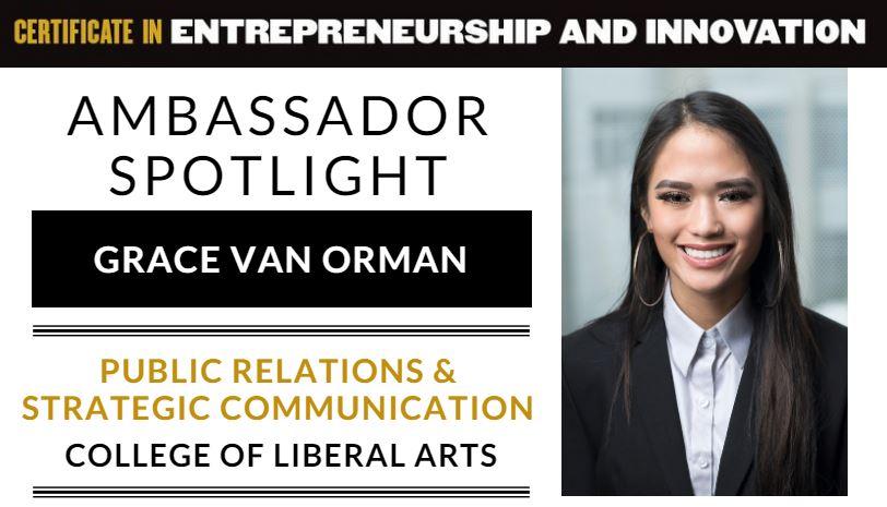 Grace Van Orman