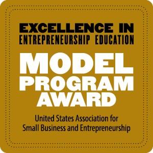 USASBE Award image