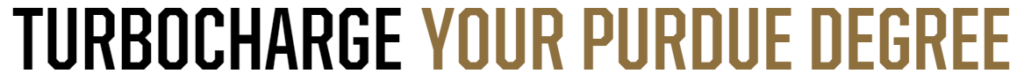 Turbochare your Purdue Degree Image