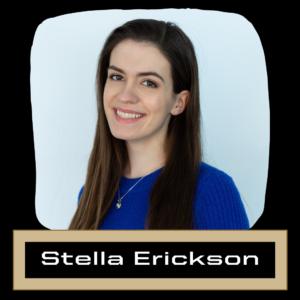 Entrepreneurship Student Ambassador Profile Picture Stella Erickson