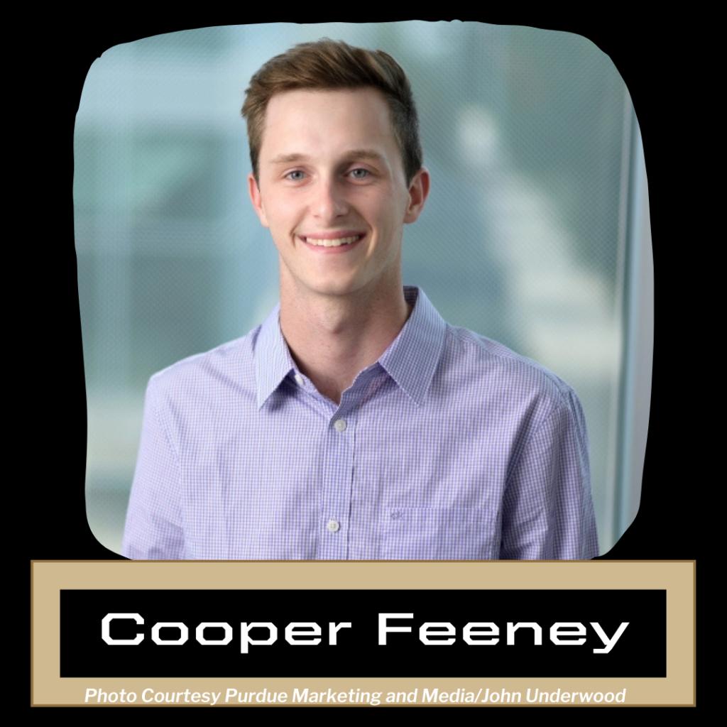 Entrepreneurship Student Ambassador Cooper Feeney Profile Picture
