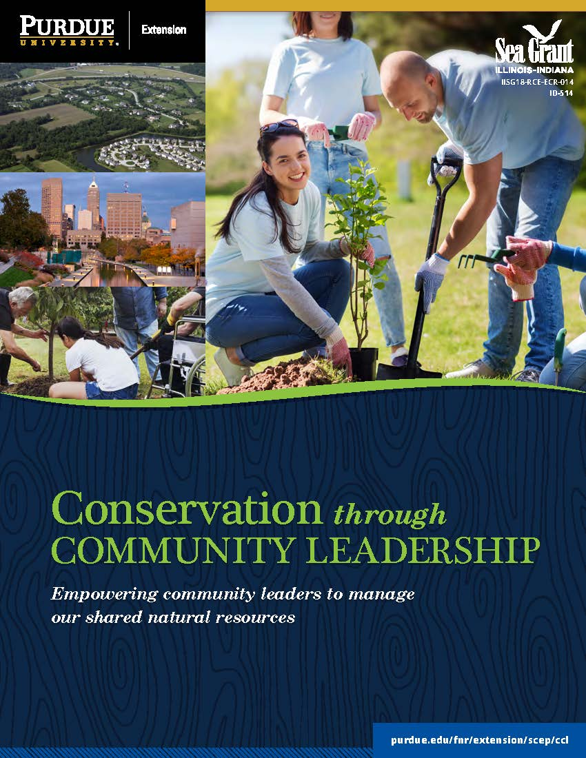 Conservation through Community Leadership Curriculum