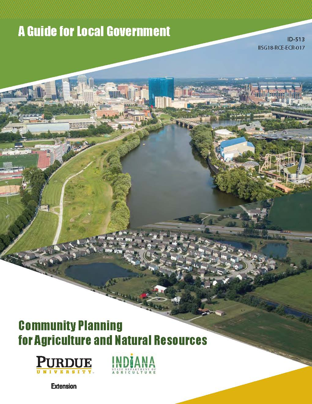 Community Planning for Ag & Natural Resources: A Guide for Local Government