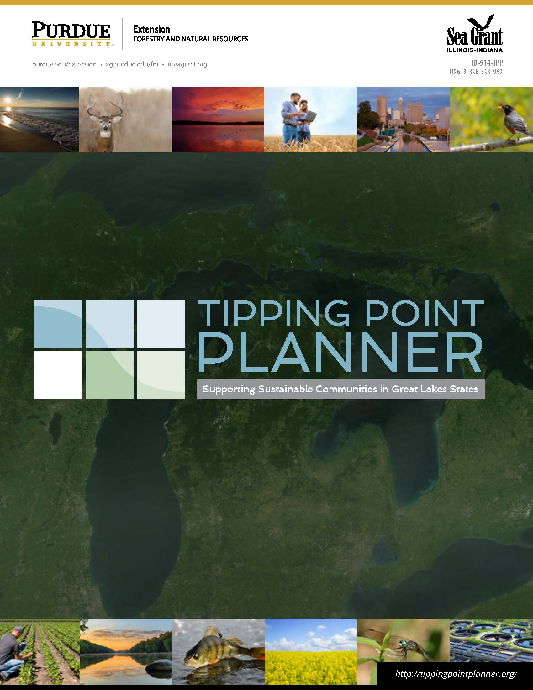 Tipping Point Planner Curriculum