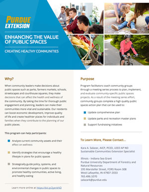 Creating Healthy Communities