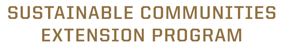 Purdue Sustainable Communities Logo