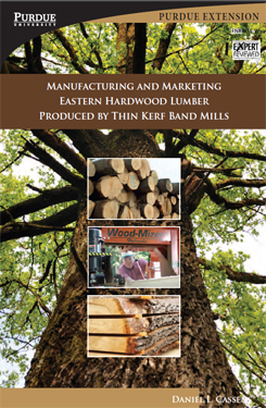 Manufacturing and Marketing Eastern hardwood Lumber Produced by Thin Kerf Band Mills