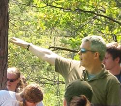 Associate Professor Mike Jenkins