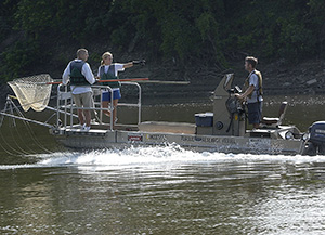 Purdue Boat