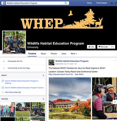 WHEP Facebook
